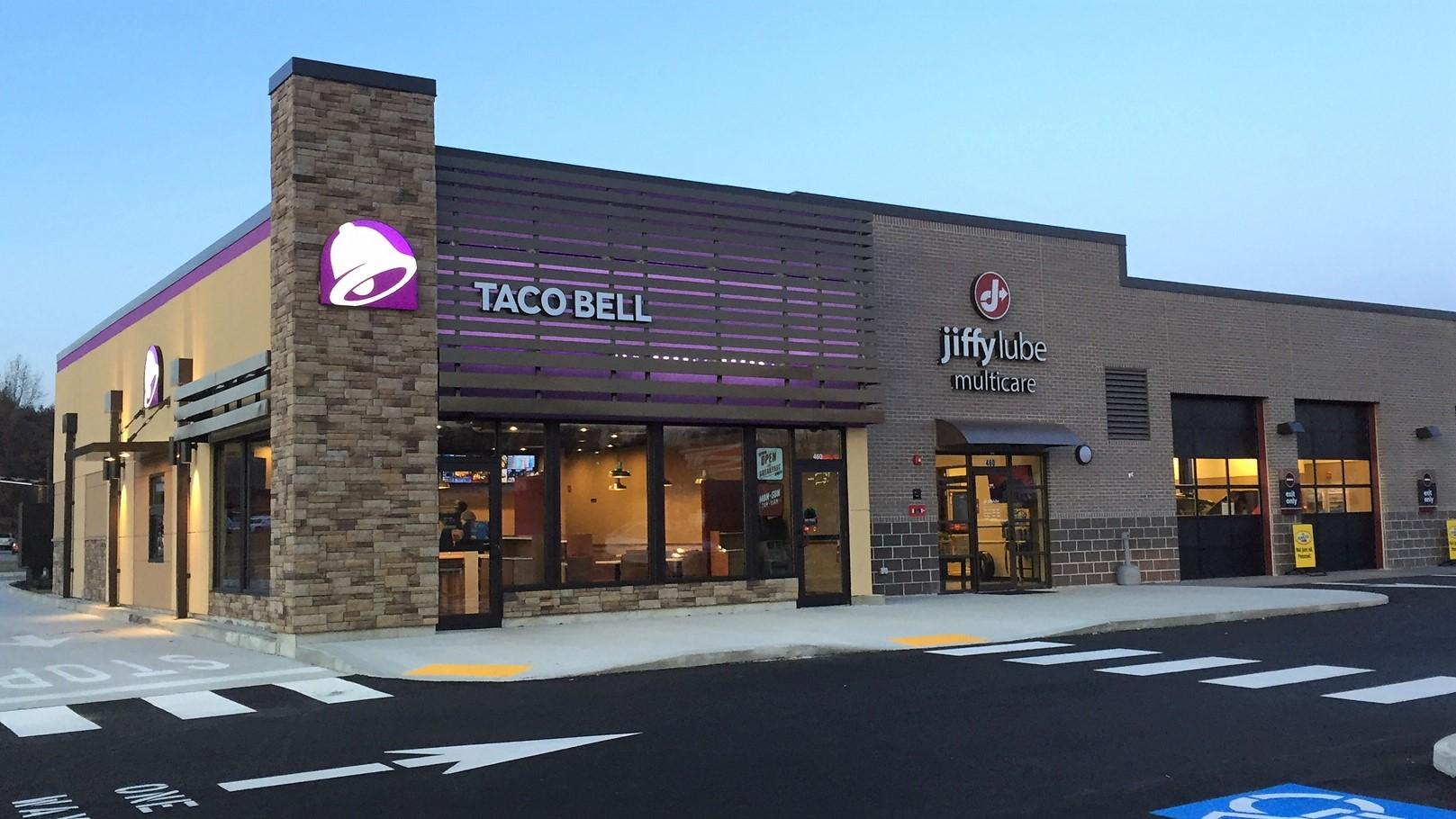 Taco Bell Jiffy Lube_Biddeford